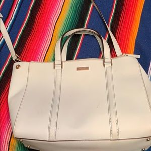 Kate spade tote with cross body strap